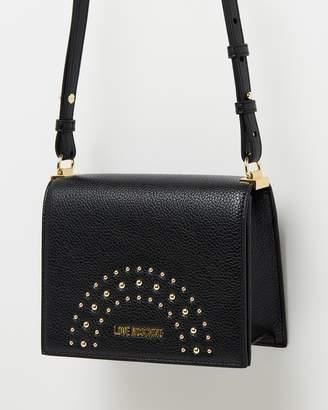 Love Moschino Faux Leather Handbag