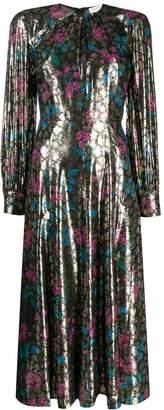 Sandro Paris jacquard print dress