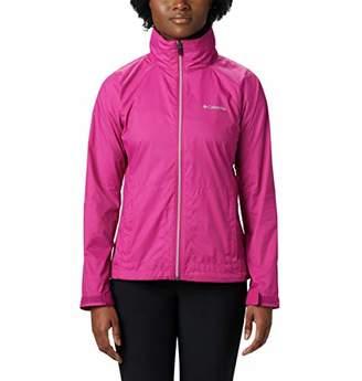 Columbia Women's Switchback III Jacket, Waterproof & Breathable, Packable Shell