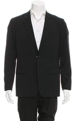 Julien David Wool Two-Button Blazer w/ Tags