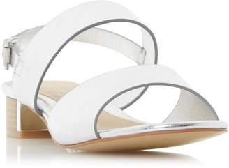 Head Over Heels Navilla low block heel sandals