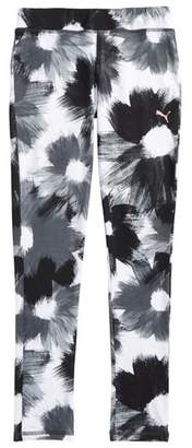 Puma Brushstroke Print Leggings