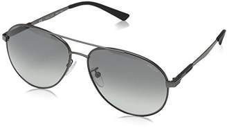 Police Sunglasses Men's Court 1 SPL344 Sunglasses,0