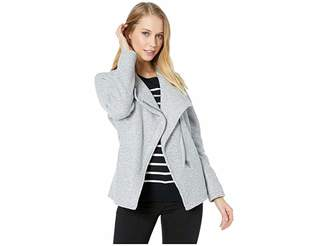 BB Dakota Fleece in Mind Soft Knit Jacket