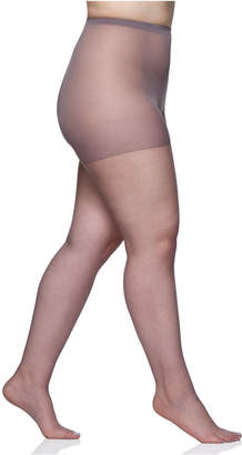 Berkshire Women's Queen Plus Size Ultra Sheer Sandalfoot Hosiery 4413