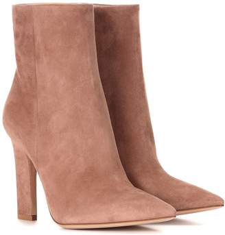 Gianvito Rossi Exclusive to mytheresa.com Daryl suede ankle boots