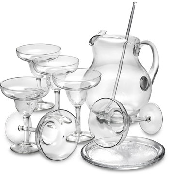 Libbey 9-Piece Margarita Set