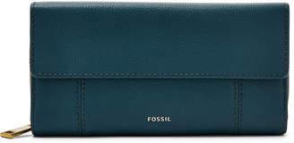 Fossil Jori RFID Flap Clutch