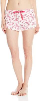 Heidi Klum Intimates Women's Sun Kissed-SL A-Boxer Short, Floral PR