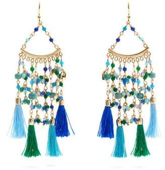 Rosantica By Michela Panero - Kilimangiaro Multi Stone Earrings - Womens - Blue