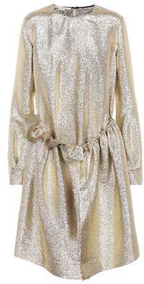 Stella McCartney Gali metallic dress