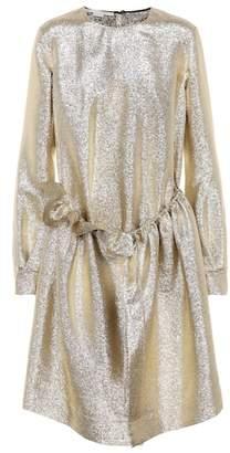 Stella McCartney Gali metallic dress