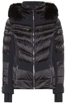 c3f7d6c8670 Toni Sailer Maria fur-trimmed ski jacket