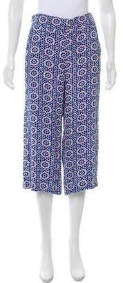 Ella Moss Printed Mid-Rise Pants w/ Tags