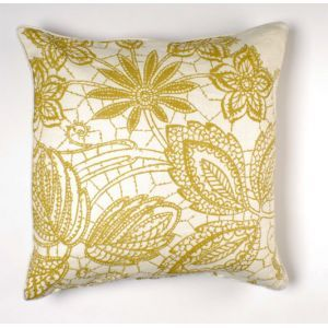Thomas Paul by Thomas Paul Lace Linen Pillow
