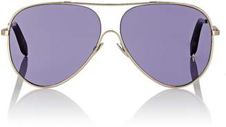 Victoria Beckham Women's Loop Aviator Sunglasses