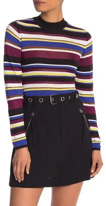 Rachel Roy Royal Stripe Sweater