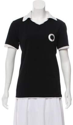Armani Collezioni Lightweight Short Sleeve Top