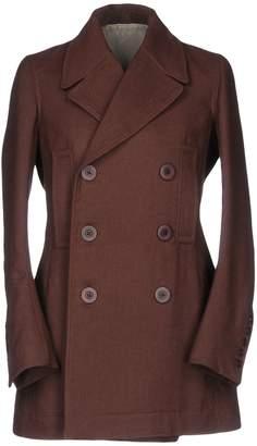 Rick Owens Overcoats - Item 41737692HI