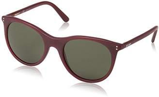 DKNY Women's 0dy4162 Round Sunglasses