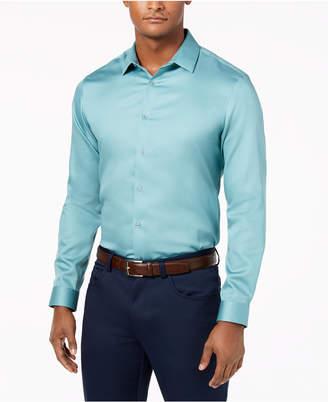 INC International Concepts I.n.c. Men's Jayden Non-Iron Shirt, Created for Macy's