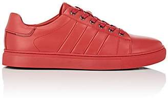 Badgley Mischka Badgley & Mischka BADGLEY & MISCHKA MEN'S MITCHELL LEATHER SNEAKERS - RED SIZE 11 M