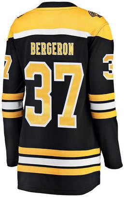 Fanatics Women's Patrice Bergeron Boston Bruins Breakaway Player Jersey