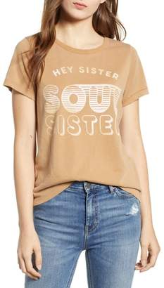 Junk Food Clothing Soul Sister Tee