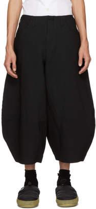 Comme des Garcons Black Sarge Trousers