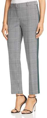 BOSS Torominala Glen Plaid Ankle Pants