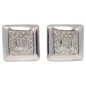 Damiani White White gold Earrings