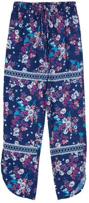 Amy Byer Iz Girls 7-16 IZ Printed Soft Dolphin Pants