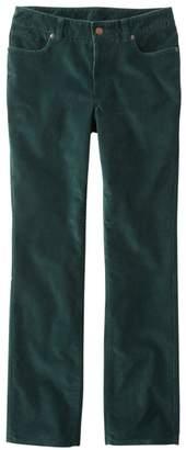 L.L. Bean L.L.Bean Casco Corduroy Pants, Straight-Leg