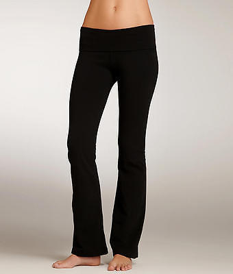 Hard Tail Rolldown Boot Leg Yoga Pants Activewear - Women's