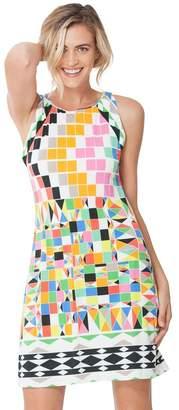 Hale Bob Ginnie Microfiber Jersey Dress