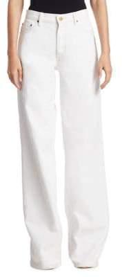Cotton Denim Trouser