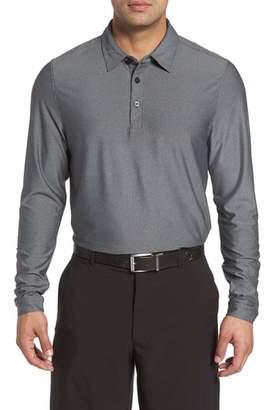 Cutter & Buck Cunningham Stripe Jersey Polo