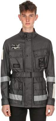 Belstaff Trialmaster Tt Waxed Cotton Jacket