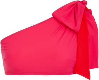 Araks Phoebe One Shoulder Reversible Bikini Top
