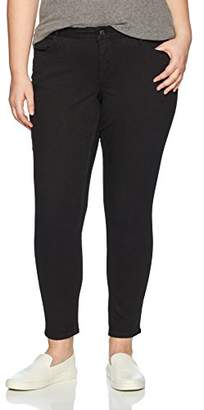 Vigoss Women's Plus Size Marley Super Skinny Jean