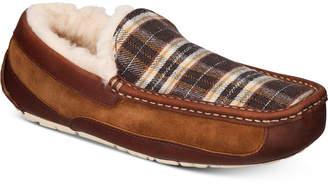 ba613d158 UGG Men Ascot Plaid Holiday Slippers Men Shoes