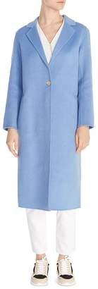 Sandro Emilie Single-Button Coat