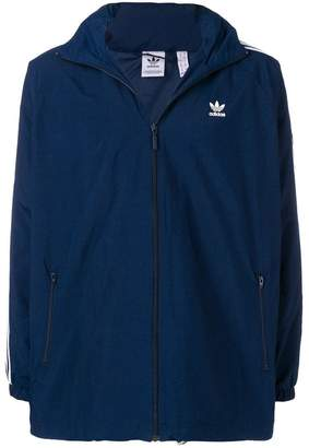 adidas rear logo sports jacket