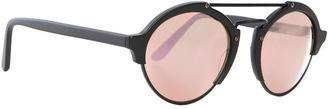 Illesteva Milan II Sunglasses $300 thestylecure.com
