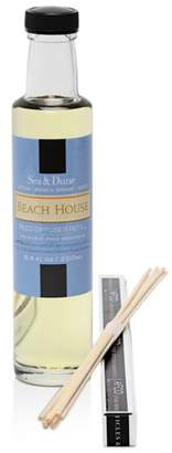 Lafco Inc. Sea & Dune Reed Diffuser Refill, Beach House