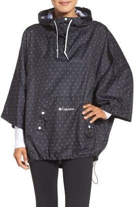 Women's Columbia Flash Forward Water Resistant Anorak $75 thestylecure.com
