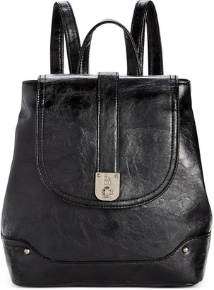 Style & Co. Twistlock Backpack, Only at Macy's $98.50 thestylecure.com
