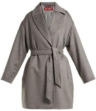 Max Mara Crasso Coat - Womens - Grey