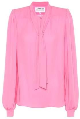 Maison Margiela Silk blouse