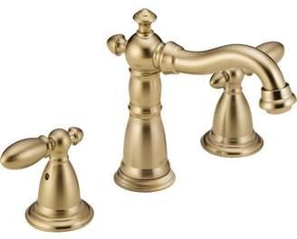 Delta Victorian Standard Bathroom Faucet Lever